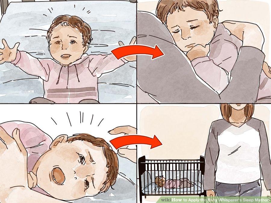 Métodos gentis para ensinar o bebe a dormir sozinho
