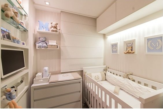 quarto pequeno de bebe 2
