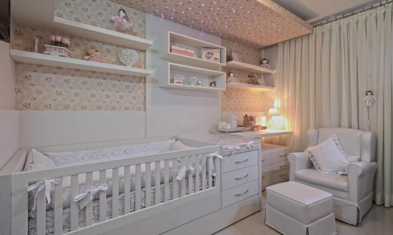 O Ber O No Quarto Pequeno De Beb E Dicas Para Ampliar O Ambiente ~ Quarto Casal Decorado Pequeno E Quarto De Menino Pequeno