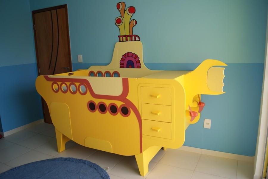 bercos criativos yellow submarine