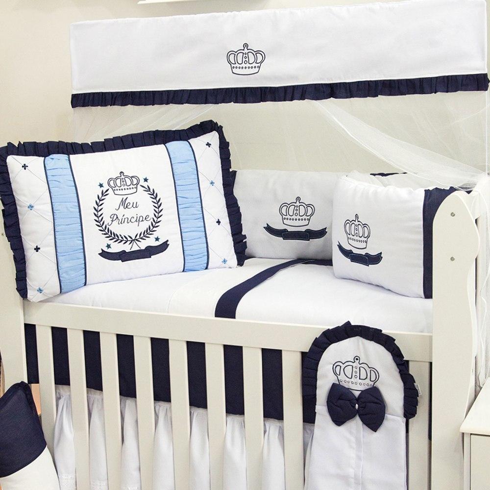 5 Dicas Econ Micas Para Montar O Quarto De Pr Ncipe Do Beb  ~ Quarto Bebe Masculino Azul Marinho