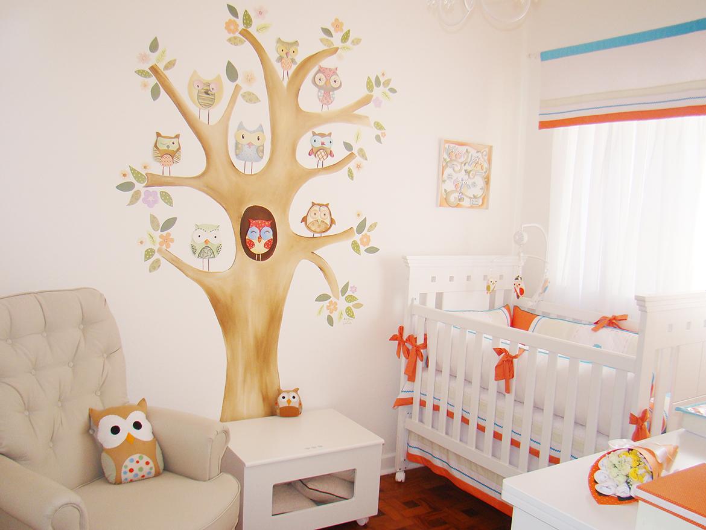 S O As Preferidas Para Decorar O Quarto De Beb  ~ Decoração De Quarto Criativa E Decoração Quarto De Bebe