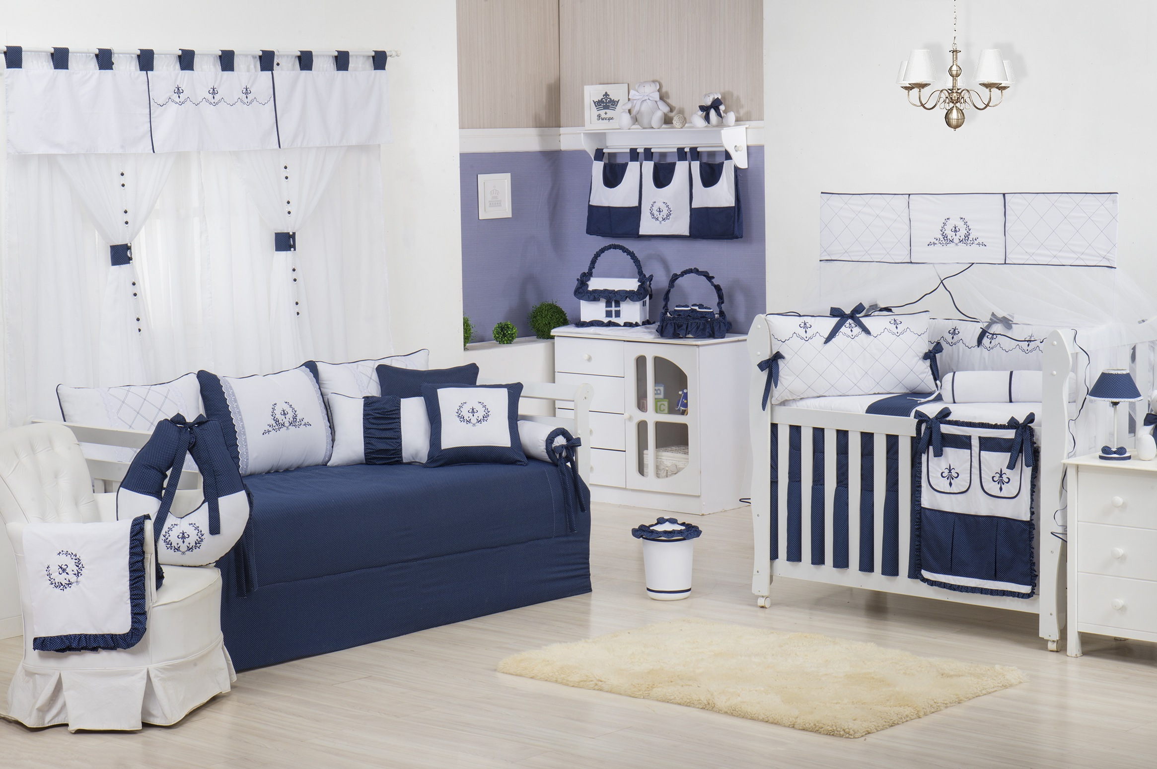 quarto de bebe classico 7