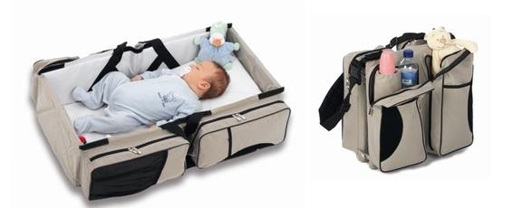 berço bolsa da Delta baby - Blog Berço