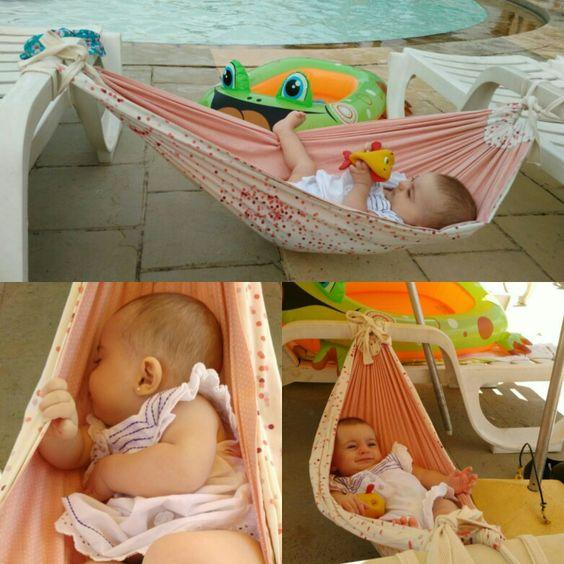 redes para bebê