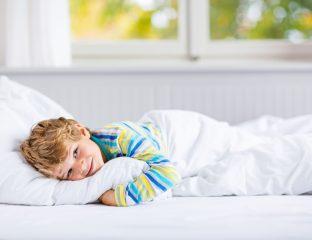 transição do berço para a cama
