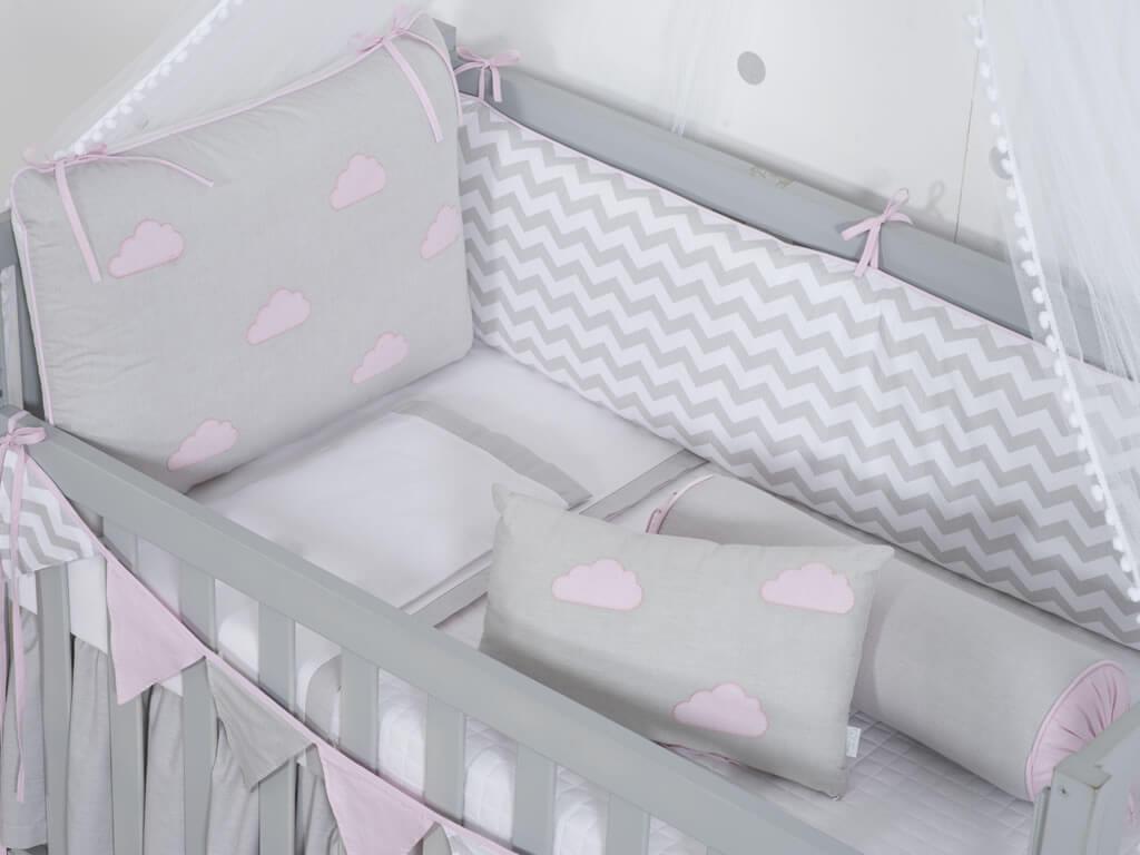 Kit Ber O Nuvem Tend Ncia Em Alta No Quarto Do Beb  ~ Papel De Parede Para Quarto De Bebe Rosa E Marrom