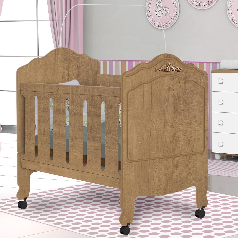 berço provençal para quarto de bebê