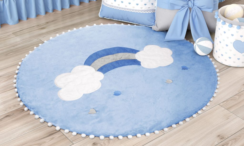 quarto de bebê chuva de amor