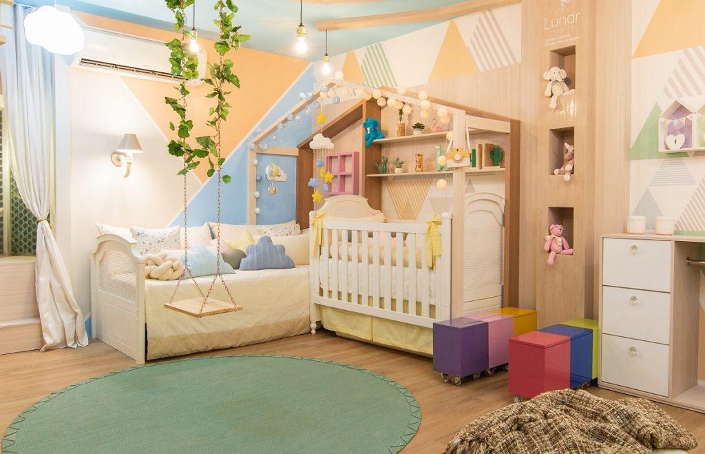 quarto de bebê da CASA COR