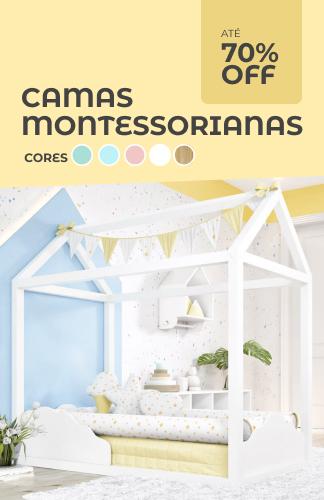 Camas Montessorianas