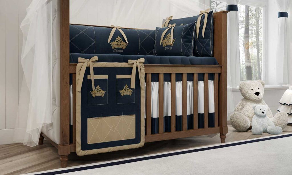 Porta-Treco para quarto de bebê