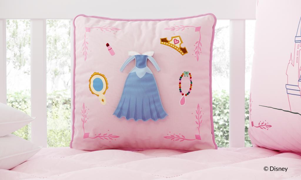 Kit Berço Princesa Aurora